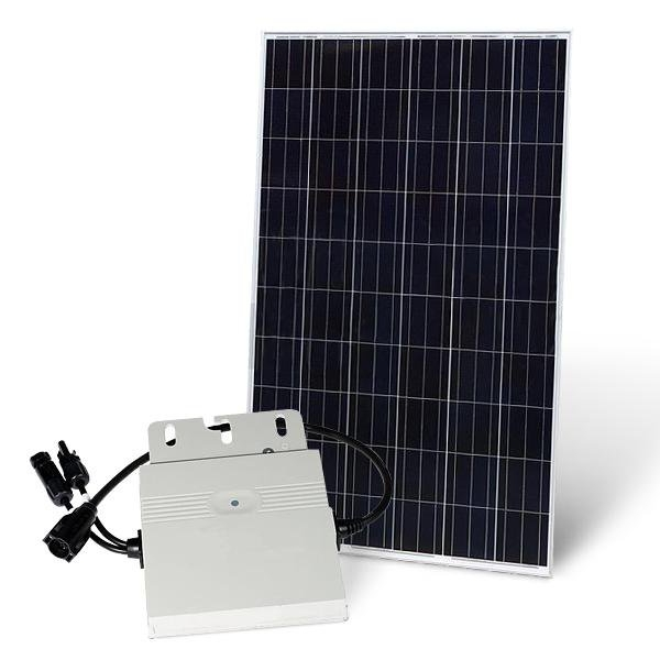 270 Wp ready-to-plug-in photovoltaic module